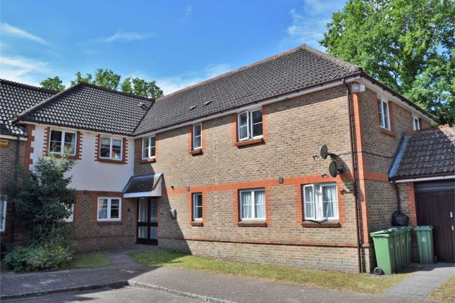 Thumbnail Flat for sale in Francis Way, Camberley, Surrey
