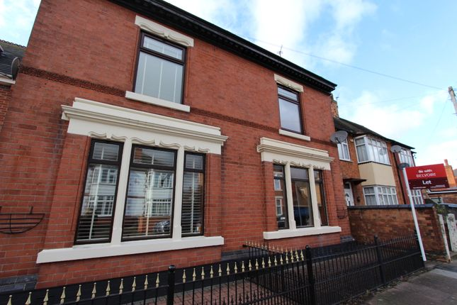 Thumbnail Semi-detached house to rent in Breedon Street, Long Eaton