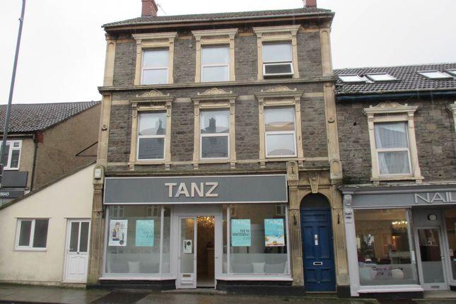Thumbnail Flat to rent in High Street, Staple Hill, Bristol
