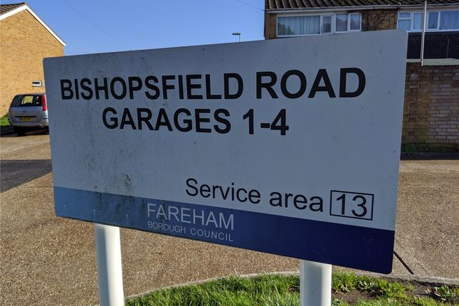 Picture No. 02 of Garage 3, Behind 15 Bishopsfield Road, Fareham, Hants PO14