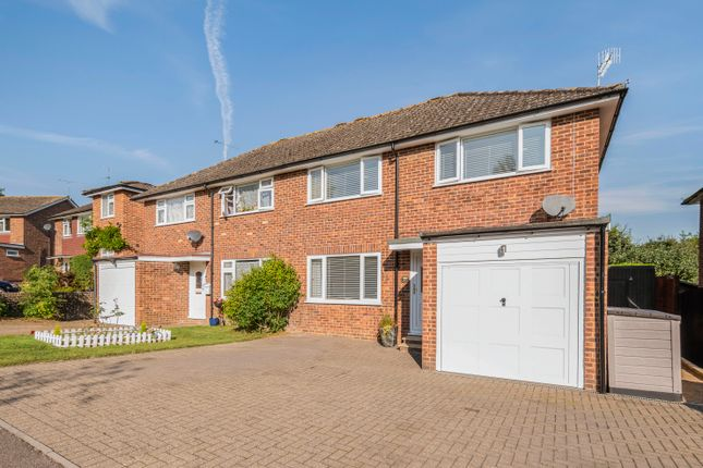 3 bed semi-detached house for sale in Old Station Close, Crawley Down, Crawley, West Sussex RH10