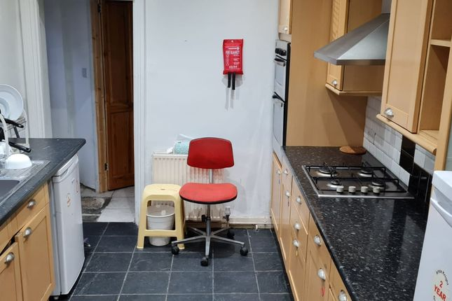 Thumbnail Terraced house to rent in Mitchley Road Tottenham Hale N17, London,