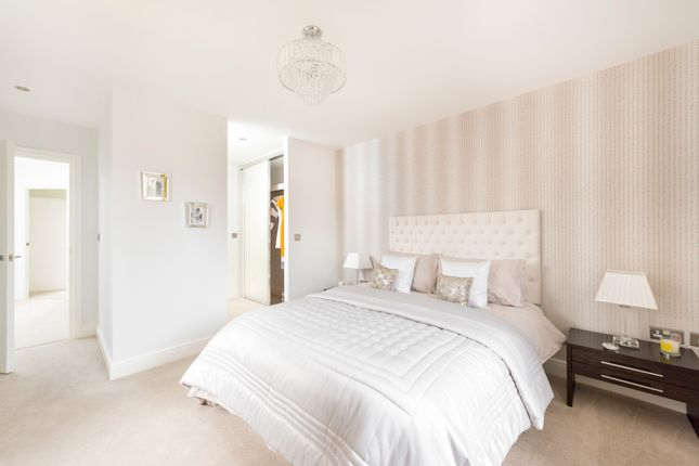 Thumbnail Detached house for sale in Off Brockhall Road, Flore