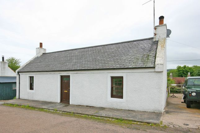 Thumbnail Cottage for sale in 7 Berryhillock, Deskford, By Cullen