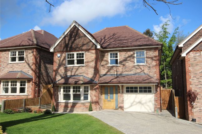 Thumbnail Detached house for sale in Walnut Close, Off West Way, Harpenden, Hertfordshire