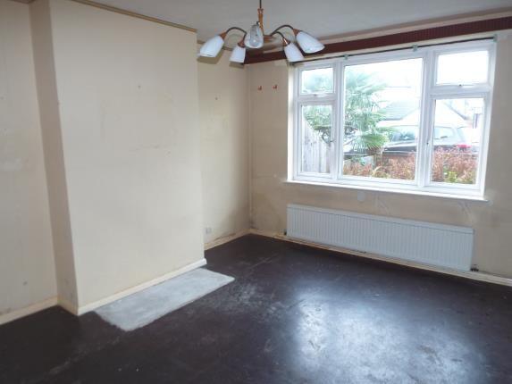 Living Room of Radford Bridge Road, Nottingham, Nottinghamshire NG8