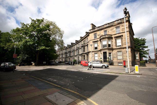 Thumbnail Flat to rent in Grosvenor Crescent, Edinburgh
