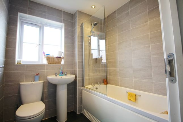 Family Bathroom of Merevale Way, Stenson Fields, Derby, Derbyshire DE24