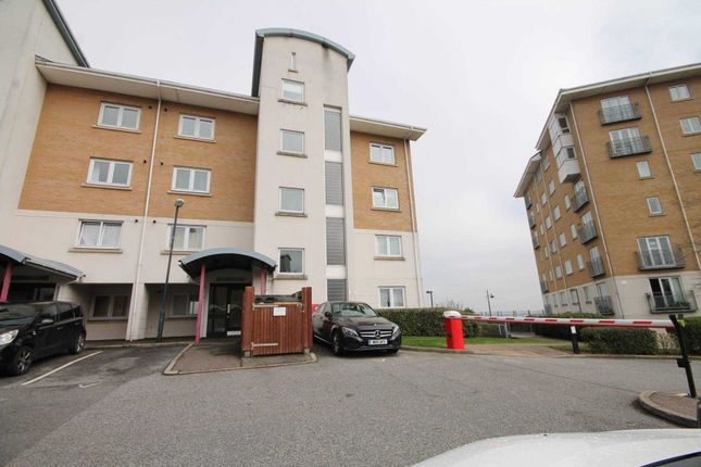Thumbnail Flat to rent in Windrush Court, Erith