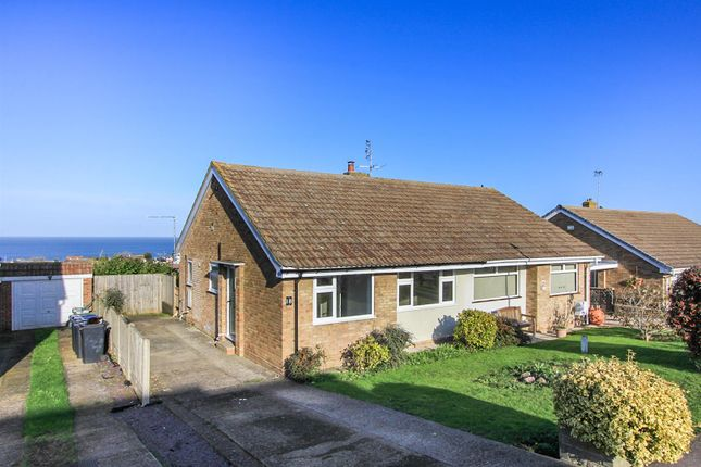 Thumbnail Semi-detached bungalow to rent in Sandpiper Road, Seasalter, Whitstable