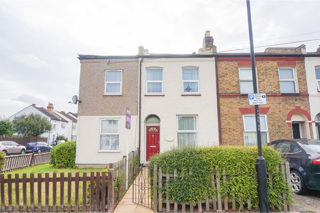 Thumbnail Terraced house for sale in Chatterton Road, Bromley