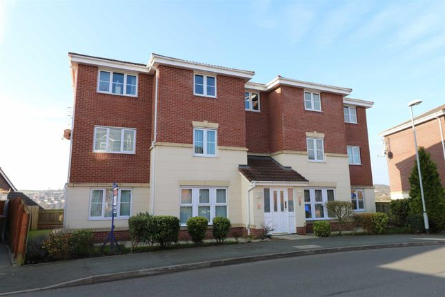 Thumbnail Flat for sale in Chillington Way, Norton Heights, Stoke On Trent
