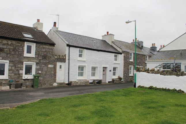 Thumbnail Cottage for sale in Queen Street, Castletown, Isle Of Man