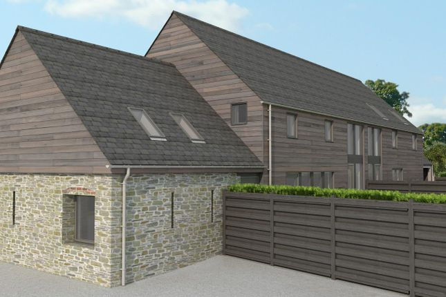 Thumbnail Semi-detached house for sale in Foxwhelp, Lower Newton Barns, Kinnersley, Hereford