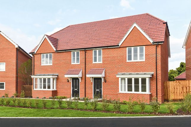 """Thumbnail Detached house for sale in """"The Hawthorn"""" at Brimblecombe Close, Wokingham"""