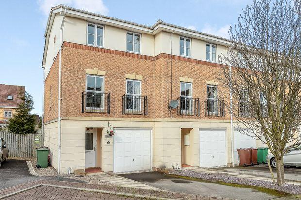 Thumbnail End terrace house for sale in Morris Fields, Normanton