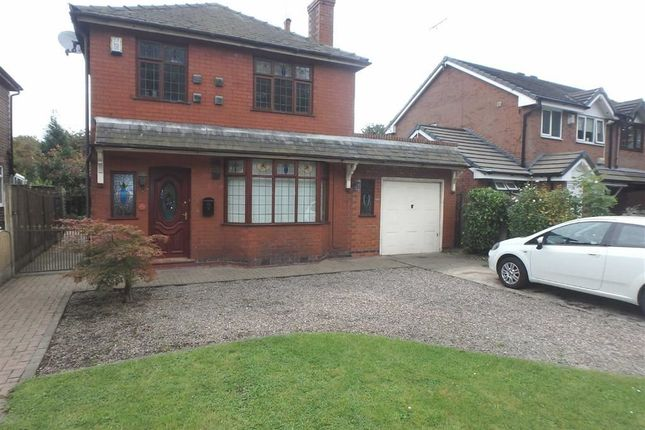 Thumbnail Detached house to rent in Manchester Road, Warrington, Cheshire