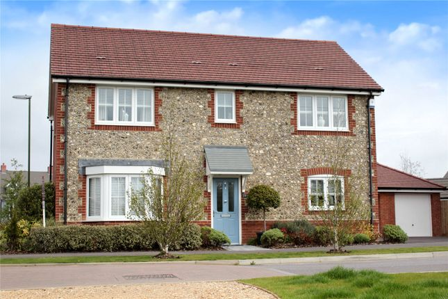 Thumbnail Detached house for sale in Henry Lock Way, Littlehampton