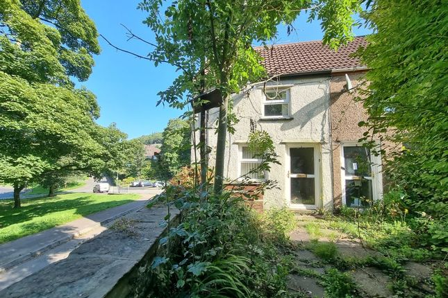 Thumbnail Terraced house for sale in 1 Hill Street, Abercarn, Newport, Gwent