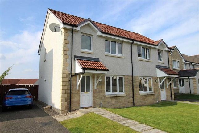 Thumbnail Semi-detached house for sale in 12, Pinewood Drive, Inverness