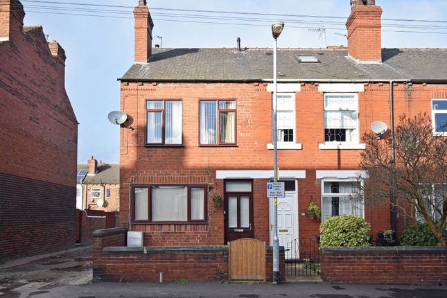 End terrace house for sale in Cambridge Street, Normanton