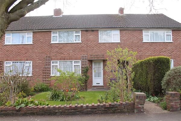 Thumbnail Terraced house for sale in Harport Road, Greenlands, Redditch