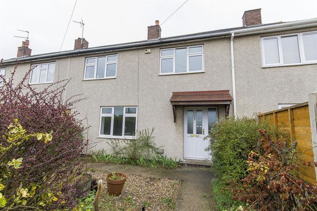 Thumbnail Terraced house for sale in Springfield Crescent, Bolsover, Chesterfield