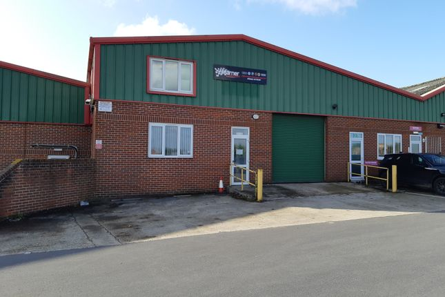 Industrial to let in Kemble Business Park, Crudwell, Malmesbury