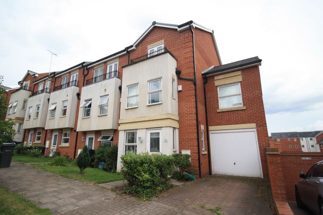 Thumbnail End terrace house for sale in Northcroft Way, Erdington, Birmingham