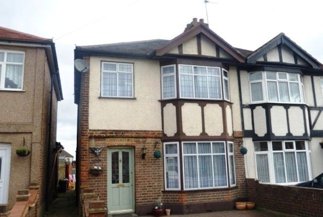 Thumbnail Terraced house to rent in Cherry Tree Lane, Rainham, Essex