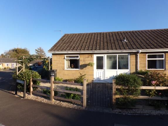 Thumbnail Bungalow for sale in Summer Shard, South Petherton