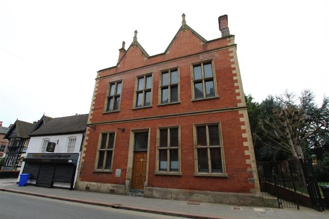Thumbnail Flat for sale in High Street, Burton-On-Trent