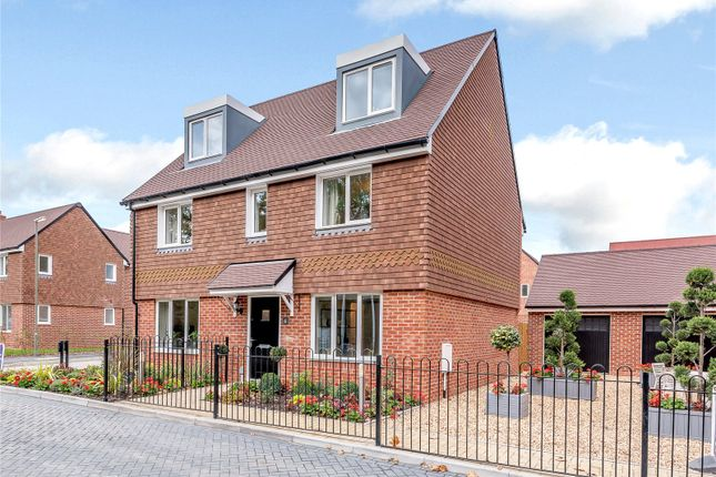 Thumbnail Terraced house for sale in Beldam Bridge Road, West End, Surrey