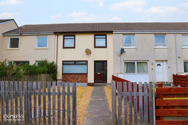 Thumbnail Terraced house for sale in Pine Quadrant, Girvan, South Ayrshire