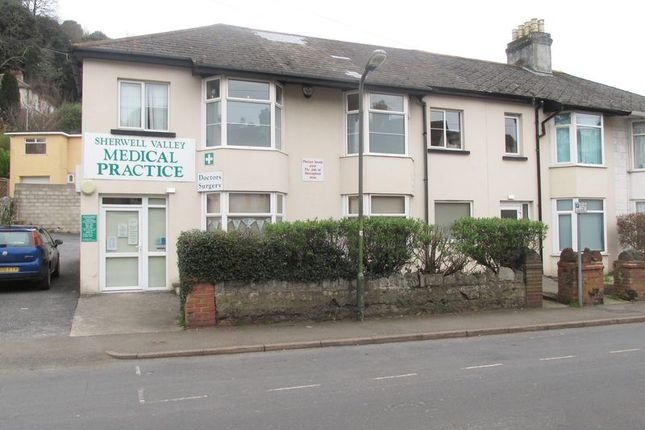 Commercial property for sale in Sherwell Valley Road, Torquay