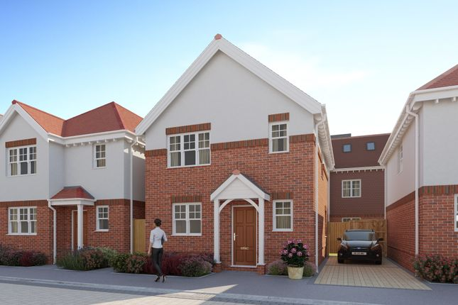 Thumbnail Detached house for sale in Melbury Gardens, Upton, Poole