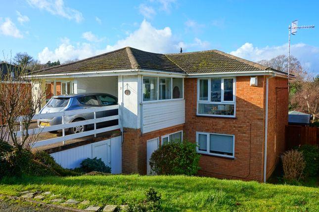 Thumbnail Semi-detached house for sale in Lutley Drive, Stourbridge