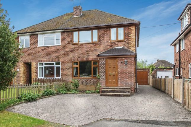 3 bed semi-detached house for sale in Park Lane, Hazlemere, High Wycombe