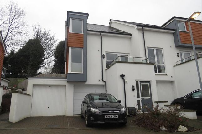 Thumbnail Property to rent in Moorhaven Close, Torquay