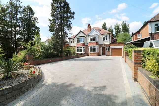 Thumbnail Semi-detached house for sale in Stonerwood Avenue, Hall Green, Birmingham