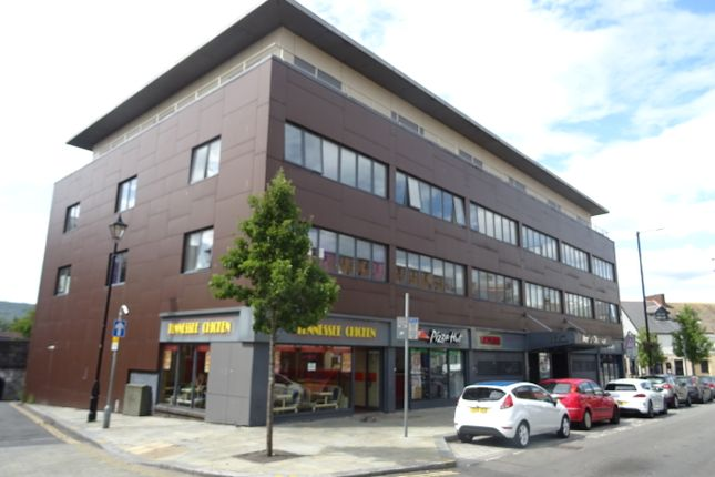 Thumbnail Office to let in 1C Market Chambers, The Parade, Neath