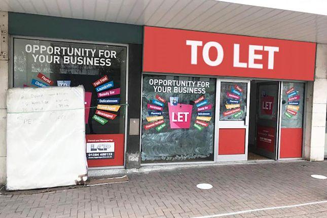 Thumbnail Retail premises to let in 17, Bridge Street And Church Street, Nuneaton