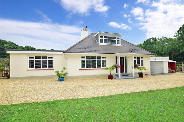 Thumbnail Detached house for sale in Solent Road, Cranmore, Yarmouth, Isle Of Wight