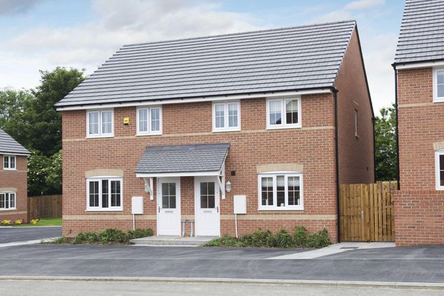 """Thumbnail Terraced house for sale in """"Finchley"""" at Darlaston Road, Wednesbury"""