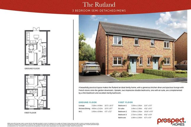 Thumbnail Property for sale in The Ridings, Longridge