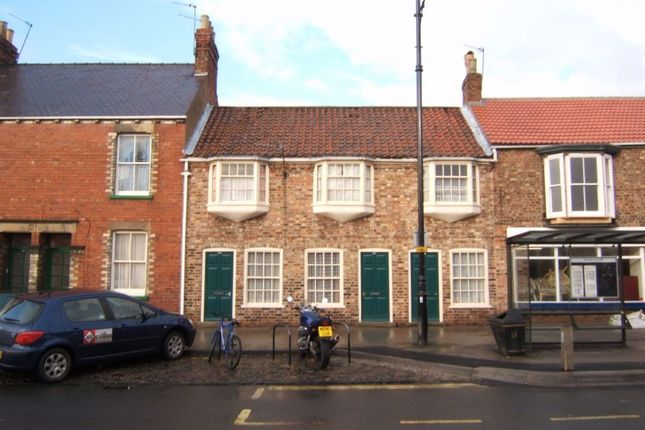 Thumbnail Cottage to rent in Front Street, Acomb, York