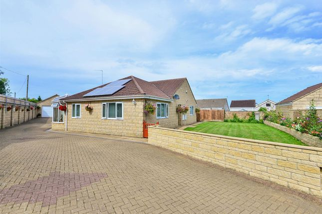 Thumbnail Detached bungalow for sale in Coxwynne Close, Midsomer Norton, Radstock.