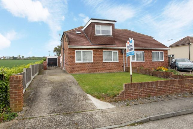 Thumbnail Semi-detached bungalow for sale in Clive Road, Cliffsend, Ramsgate