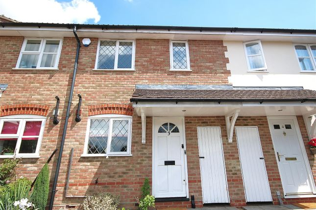 Thumbnail Property to rent in Cheriton Close, Cockfosters, Barnet