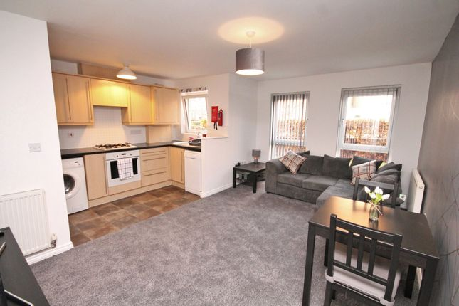 Thumbnail Flat to rent in Thackhall Street, Coventry